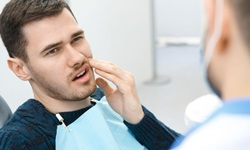 dente feito canal pode doer