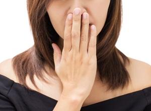 como acabar com halitose crônica