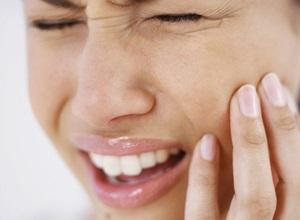 inchaço dor de dente