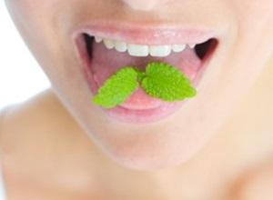 mau hálito cura natural