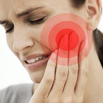 Canal dente dor