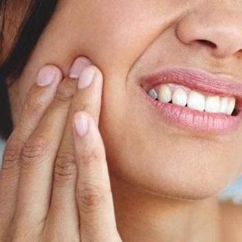 Como aliviar dor de dente apos canal