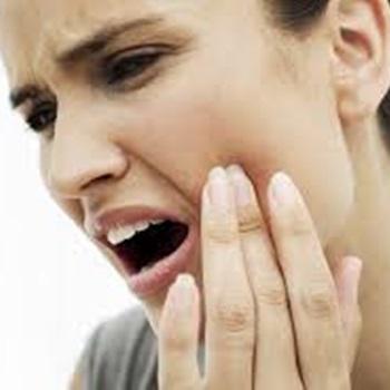 Dor nos dentes todos